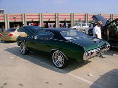 chevelle 1971 budnik gasser wheels