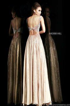 Sherri Hill Dress 8533 at Prom Dress Shop