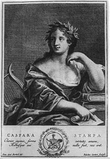 Gaspara Stampa 1554