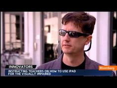 Unlocking the Power of the iPad for the Blind