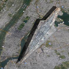 How big is Star Wars Super Star Destroyer?