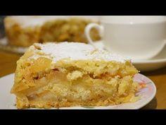 Самый лентяйский пирог с яблоками Быстро Просто Вкусно - YouTube
