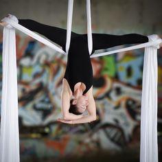 Learn an aerial circ