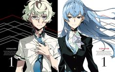 Anuncio para la versión Blu-ray del Anime Kiznaiver que tendrá 12 episodios.