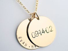 Charm Necklace: Mothers Day Jewelry