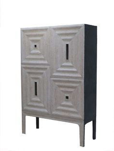 """""""Rivella"""" Cabinet by Patrick Schols   From a unique collection of antique and modern cabinets at https://www.1stdibs.com/furniture/storage-case-pieces/cabinets/"""