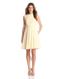Maggy London Women's Cap Sleeve Dress $103.90