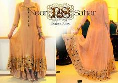 Noor Saher New Summer's Dresses Collection 2014 For Women With Unique Designing ~ Your Choice For DressYour Choice For Dress