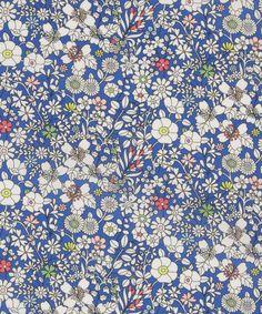 Liberty Art Fabrics Junes Meadow Tana Lawn Cotton   Fabric   Liberty.co.uk
