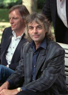 David Gilmour & Rick Wright Pink Floyd
