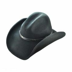 f3264272 The soft wool felt cowboy hat is constructed with a wired brim, giving you  the ability to shape and style your Lone Star that way you like!