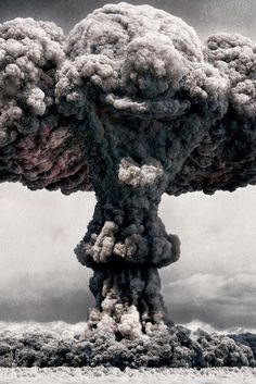 Oh RHS... I will never look at a nuclear bomb cloud the same