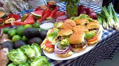 Emeril's Turkey Burgers with Cilantro Mayonnaise | Recipe - ABC News