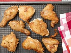 Classic Fried Chicken recipe from Bobby Flay via Food Network