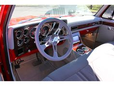 1983 Chevy P.U. Interior 86 Chevy Truck, 1987 Chevy Silverado, Ford Chevrolet, Chevy Pickups, Custom Car Interior, Car Interior Design, Truck Interior, Custom Trucks, Custom Cars