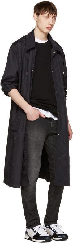 AMI Alexandre Mattiussi - Black Ami de Coeur T-Shirt