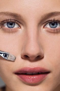 How To Cover Anything With Makeup. Zits! Cold sores! Dark circles! The deal on how to conceal.