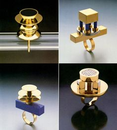 Jewelry by architects: Ettore Sottsass                                                                                                                                                     More
