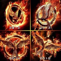 bartis159:  Logo's lionsgate hunger games film :)  WOW