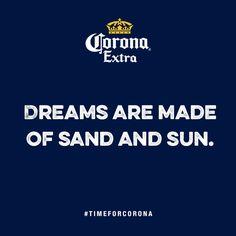 #TimeForCorona Erstell dir deine eigene Beach Card: www.corona.de/beach-cards Beach Cards, Corona