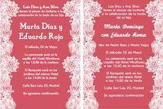 Wording sample for wedding invitation in spanish wedding ideas resultado de imagen para textos para invitacion de 15 aos infor spanish wedding invitationswedding filmwisefo