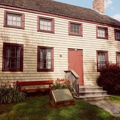 Cossit House built in 1787 in Sydney, Nova Scotia by United Empire Loyalist Ranna Cossit, first Anglican minister of Sydney Cape Breton, House Built, New Brunswick, Nova Scotia, Sydney, Empire, The Unit, History, Building
