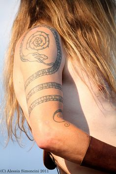 Neo Polytheist Germanic Pagan Tattoos