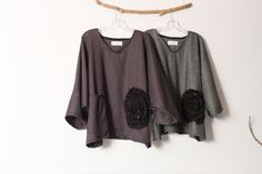 wool tops by anny
