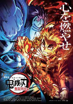 Film Anime, Anime Expo, Manga Anime, Anime Art, Demon Slayer, Slayer Anime, Movie Wallpapers, Animes Wallpapers, Fanarts Anime