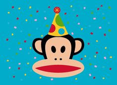 2014 - Een vrolijke kaart voor verjaardag of ander feest. Ken jij iemand die binnenkort iets te vieren heeft?