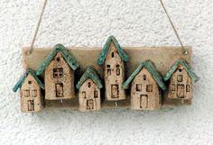 Keramik Schlüsselbrett Schlüsselhaken