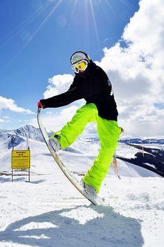 Snowboarding pants Teen