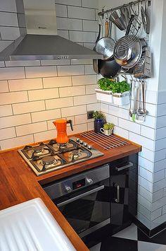 blog de decoração - Arquitrecos: Antes e depois de uma cozinha descolada