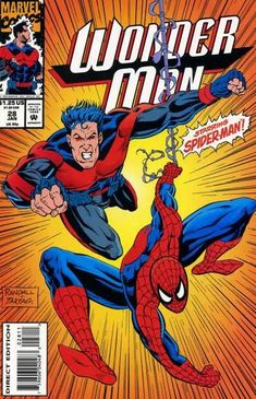 Marvel Comics - 28 Jan - 125 Us - Spiderman - Approved By The Comics Code Authority Wonder Man, Steve Ditko, Classic Comics, Simon Says, Animation Film, After Dark, Comic Covers, Marvel Comics, Spiderman