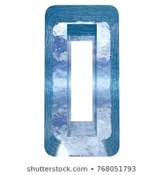 Conceptual blue light cold frosted water or ice winter season font isolated on white snow background. Cool crystal decorative character cut of frozen liquid, transpaernt illustration concept Winter Season, Frost, Alphabet, Snow, Concept, Cold, Crystals, Cool Stuff, Illustration