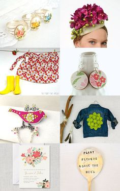 hurry up spring.... by Sue Myers on Etsy--Pinned with TreasuryPin.com