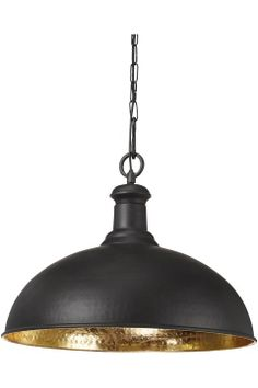 PR Home Musta Dehli-kattovalaisin 70 cm