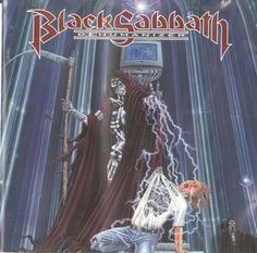 Black Sabbath - Dehumanizer Computer God After All (The Dead) T. Crimes Letters From Earth Master Of Insanity Time Machine Sins Of The Father Too Late I Buried Alive Heavy Metal Rock, Heavy Metal Music, Heavy Metal Bands, Black Sabbath Album Covers, Black Sabbath Albums, Hard Rock, Classic Rock Albums, James Dio, Rock Album Covers