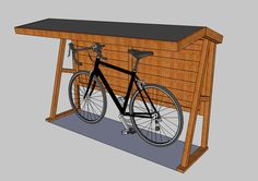Cycle storage sheds Bristol - The Bike Shed Company