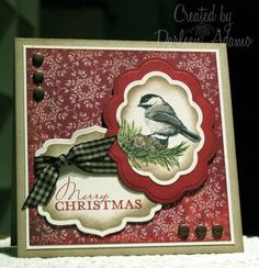 FS190~CASing Sallie by darleenstamps - Cards and Paper Crafts at Splitcoaststampers