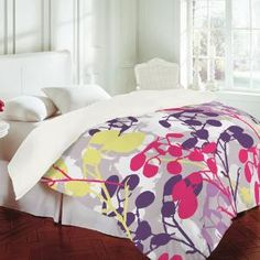 DENY Designs Home Accessories | Rachael Taylor Textured Honesty Duvet Cover