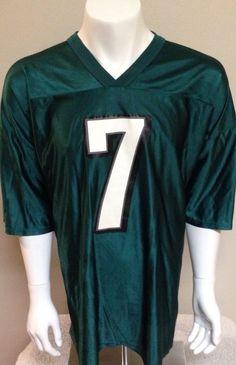 Philadelphia Eagles Michael Vick #7 3XL Jersey NFL Team Apparel XXXL #NFLApparel #PhiladelphiaEagles