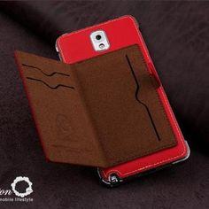 Galaxy Note 3 Hantan Leather Pocket Fashion Case