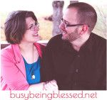 NEW BLOG ENTRY - Busy Being Blessed: Busy Being Blessed is a Christian family lifestyle blog. We discuss faith, family and life in general. For more info go to: http://faithsmessenger.com/faithsmessenger-blog-directory/10204/busy-being-blessed/