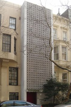130 East 64th St. - Edward Durell Stone Townhouse