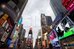 New York Manhattan Times Square