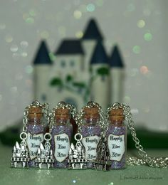 Bridesmaid 4 Happily Ever After Magic Dust by LifeistheBubbles, $55.00