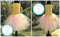 My Little Pony Tutu Dress/Costume/Birthday Outfit by TutusbyLafue