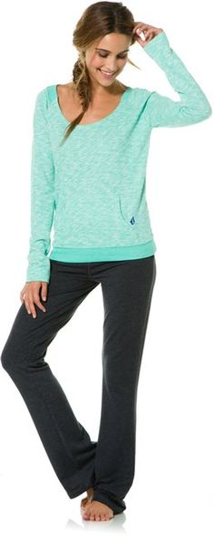 BILLABONG DREAMING OF YOGA PANT > Womens > Clothing > Pants | Swell.com http://www.artipot.com/articles/1739289/the-right-path-of-yoga-for-you-yoga-as-good-old-fashioned-exercise.htm