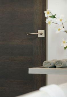 StileLine®   A MIDRANGE Modernist Flush Interior Door   Modern   Bathroom    Other Metro